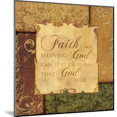 Knowing God-Piper Ballantyne-Mounted Art Print