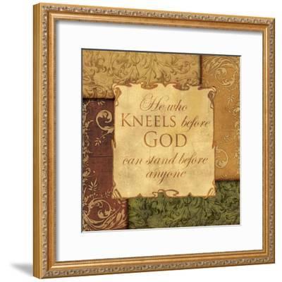 Before God-Piper Ballantyne-Framed Art Print