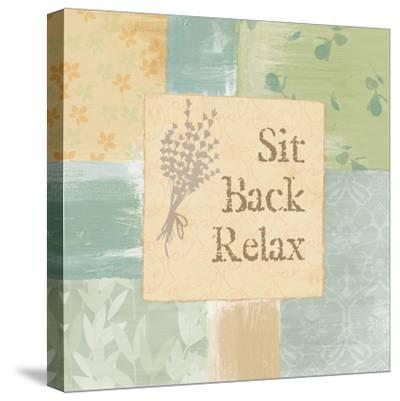 Relaxing Time I-Piper Ballantyne-Stretched Canvas Print