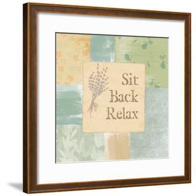 Relaxing Time I-Piper Ballantyne-Framed Art Print