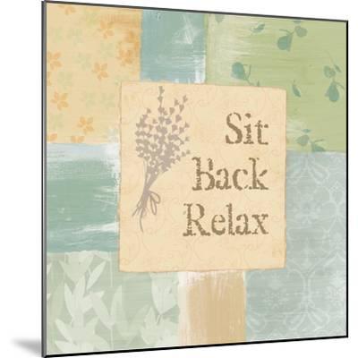 Relaxing Time I-Piper Ballantyne-Mounted Art Print