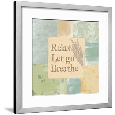 Relaxing Time II-Piper Ballantyne-Framed Art Print