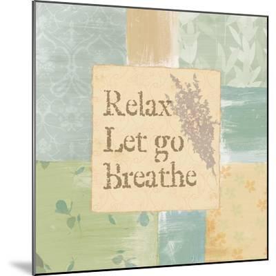 Relaxing Time II-Piper Ballantyne-Mounted Art Print