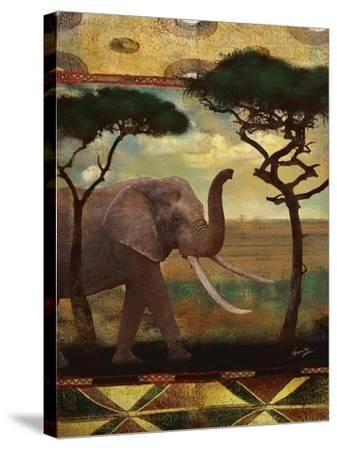 Jungle Giants I-Eric Yang-Stretched Canvas Print