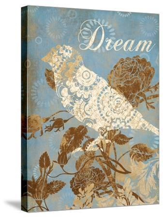 Dream Silhouette-Piper Ballantyne-Stretched Canvas Print