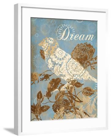 Dream Silhouette-Piper Ballantyne-Framed Art Print