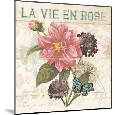 La Vie En Rose-Piper Ballantyne-Mounted Art Print
