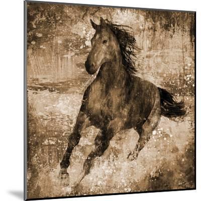 Running Free-Eric Yang-Mounted Art Print