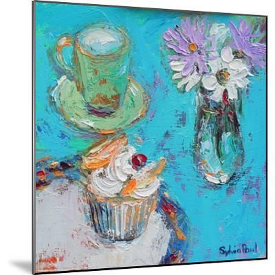 Butterfly Cake-Sylvia Paul-Mounted Giclee Print