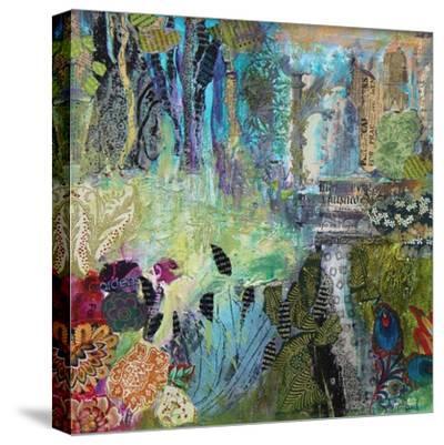 Folly-Sylvia Paul-Stretched Canvas Print