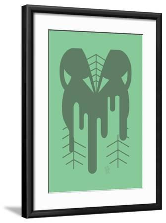 Wiser Than Oil Annimo--Framed Art Print