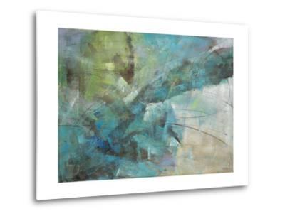 Aqua Explosion-Gabriela Villarreal-Metal Print