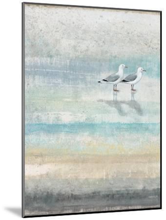 Sea Glass Shore 2-Norman Wyatt Jr^-Mounted Art Print