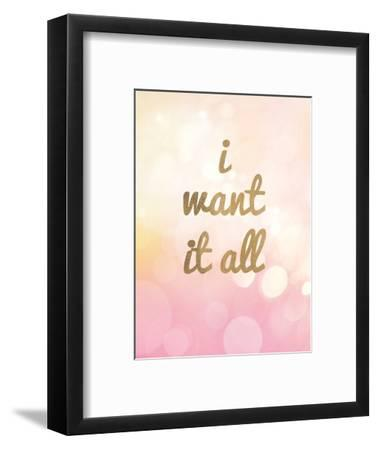 Glam World 5-Lola Bryant-Framed Premium Giclee Print