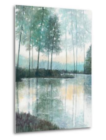 Morning Trees 2-Norman Wyatt Jr^-Metal Print