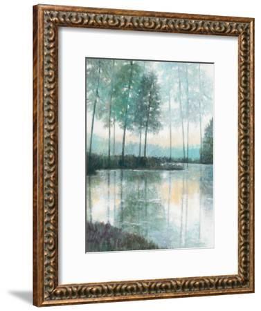Morning Trees 2-Norman Wyatt Jr^-Framed Art Print