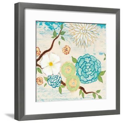 Heavenly Birds 2-Studio M-Framed Art Print
