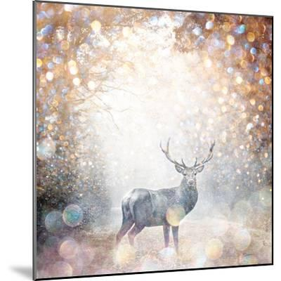 Mystical Forest 1-Beau Jakobs-Mounted Art Print