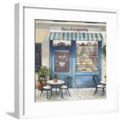 Café Impressions 4-Norman Wyatt Jr^-Framed Art Print