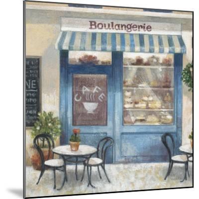 Café Impressions 4-Norman Wyatt Jr^-Mounted Art Print
