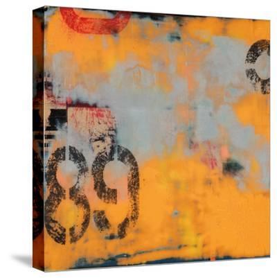 Urban Collage 89-Deanna Fainelli-Stretched Canvas Print