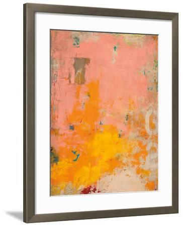 Urban Collage 62-Deanna Fainelli-Framed Art Print
