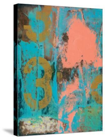 Urban Collage 33-Deanna Fainelli-Stretched Canvas Print