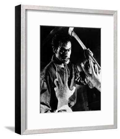 Evil Dead II--Framed Photo