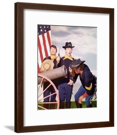 F Troop--Framed Photo