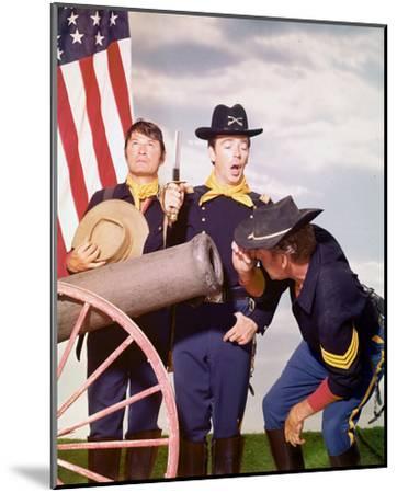 F Troop--Mounted Photo
