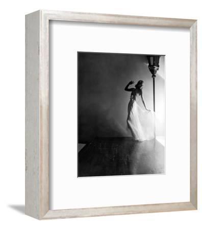 Ginger Rogers--Framed Photo