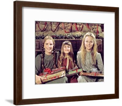 Little House on the Prairie--Framed Photo
