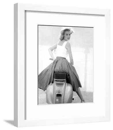 Jessica--Framed Photo