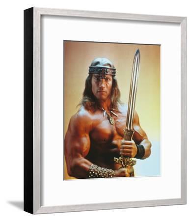 Conan the Barbarian--Framed Photo