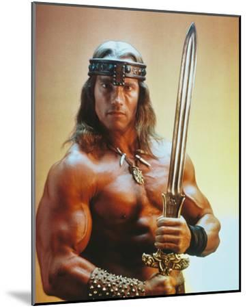 Conan the Barbarian--Mounted Photo