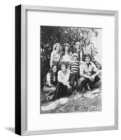 Eight Is Enough--Framed Photo