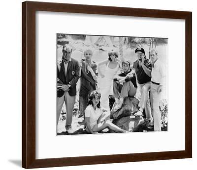 Gilligan's Island--Framed Photo