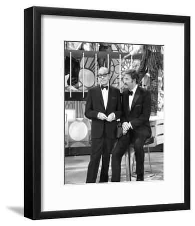 Rowan and Martin's Laugh-In--Framed Photo