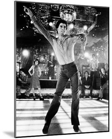 Saturday Night Fever--Mounted Photo