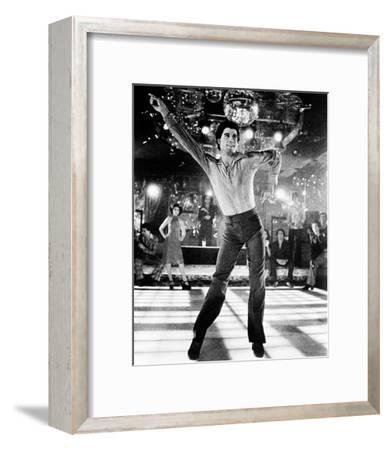 Saturday Night Fever--Framed Photo