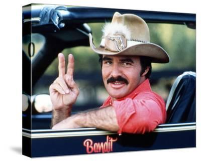 Smokey and the Bandit--Stretched Canvas Print