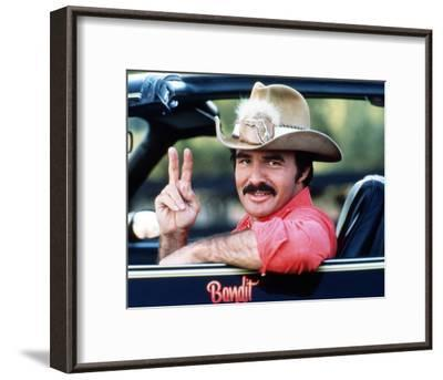 Smokey and the Bandit--Framed Photo