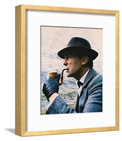 The Adventures of Sherlock Holmes--Framed Photo