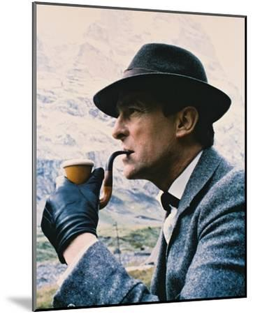 The Adventures of Sherlock Holmes--Mounted Photo