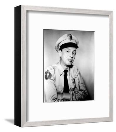 The Andy Griffith Show--Framed Photo