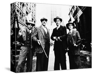The Untouchables--Stretched Canvas Print