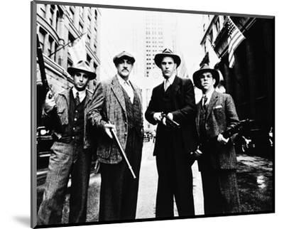 The Untouchables--Mounted Photo