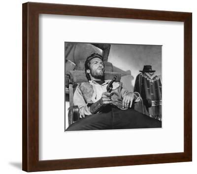 Per qualche dollaro in più--Framed Photo