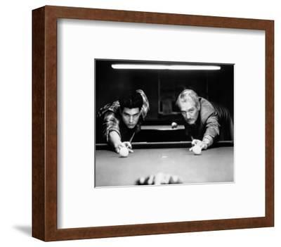 The Color of Money--Framed Photo