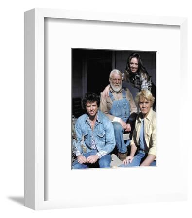 The Dukes of Hazzard--Framed Photo